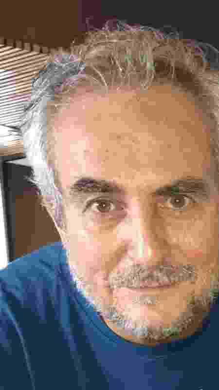 Coronel Marcelo Pimentel - Arquivo pessoal - Arquivo pessoal
