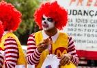 Protesto contra McDonald