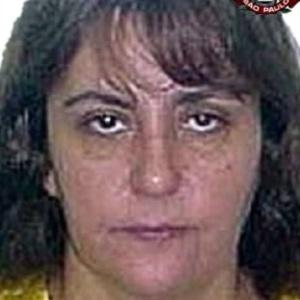 Sônia Aparecida Rossi, a Maria do Pó, apontada como uma das principais traficantes do país - Divulgação