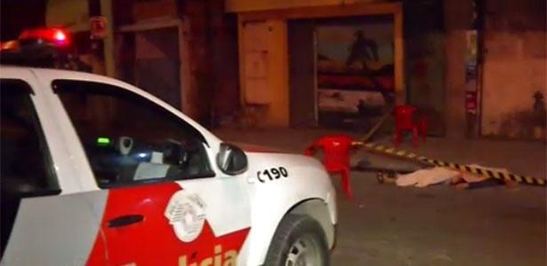 Chacina em Guarulhos, na região metropolitana, deixou ao menos 5 pessoas mortas