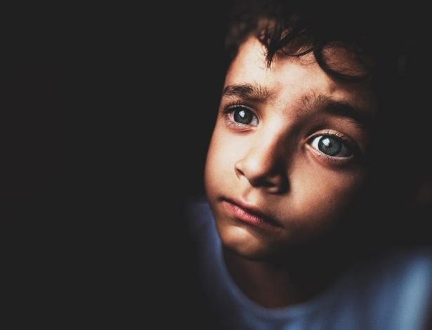 Foto tirada pelo estudante Gabriel Ribeiro, 17. A imagem levou o 1º lugar na categoria retratos