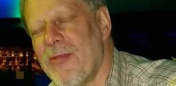 Stephen Paddock foi identificado pela polícia como o responsável pelo atentado de Las Vegas