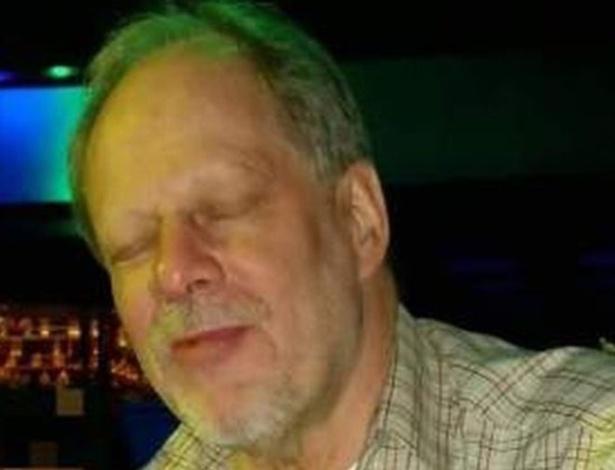 Stephen Paddock tinha 64 anos e se matou quando a polícia se dirigia ao quarto de hotel onde estava