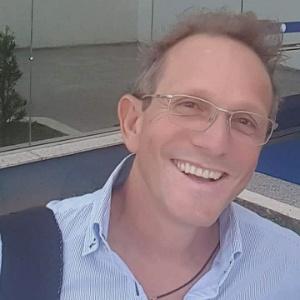 Luís Carlos foi diagnosticado com câncer, tipo melanoma - Arquivo pessoal