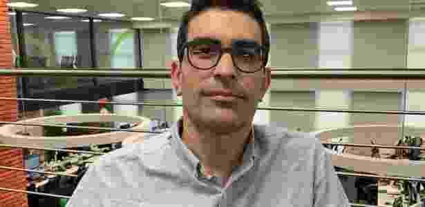 iPhone XS Max - modo retrato com o controle de profundidade editado - UOL