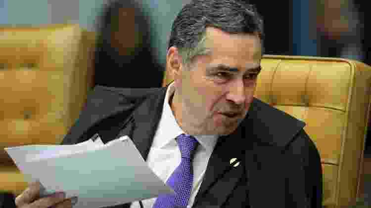 Ministro Luís Barroso, do STF, defendeu que juízes ouçam a voz das ruas - Carlos Moura/STF - Carlos Moura/STF