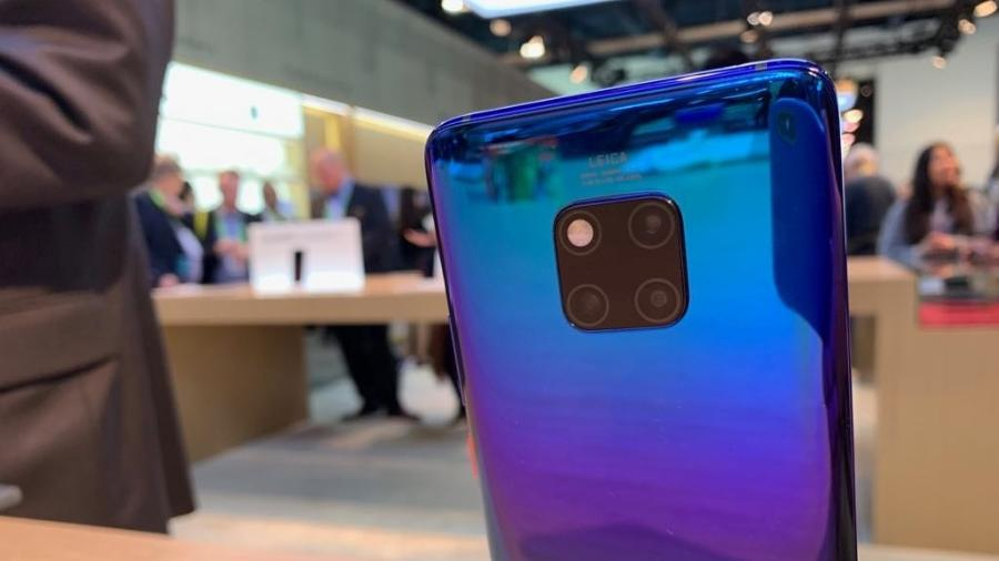 Huawei promete vir ao Brasil como marca premium - Bruna Souza Cruz/UOL
