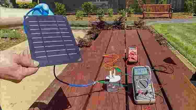 Pesquisadores criaram um sistema que produz hidrogênio a partir de água do mar por mais de 1.000 horas sem enferrujar - Reprodução/Stanford University - Reprodução/Stanford University
