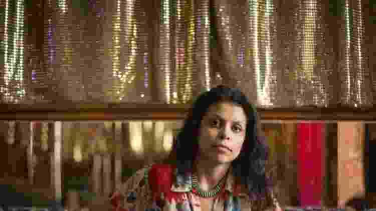 A brasileira Aline Camargo, que mora em Lisboa - Bruno Saavedra