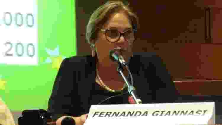 Por 30 anos, Fernanda Giannasi atuou em fiscalizações na indústria do amianto e foi a responsável por criar a Associação Brasileira dos Expostos ao Amianto - Arquivo pessoal