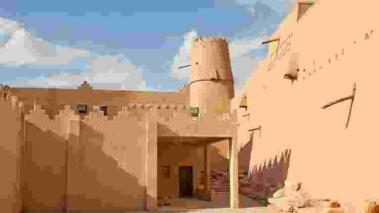 Forte Masmak, em Riad - Getty Images - Getty Images