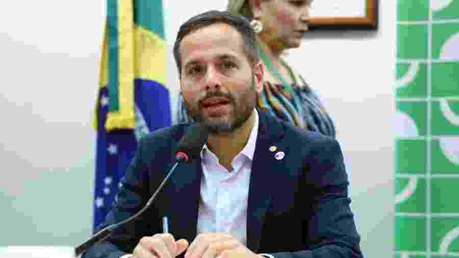Deputado federal Marcelo Calero (Cidadania-RJ), ex-ministro da Cultura do governo Michel Temer - Vinícius Loures/Câmara dos Deputados