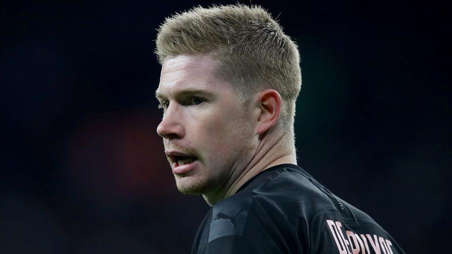 Destaque da equipe inglesa, belga se mostrou empolgado por permanecer na equipe por mais alguns anos - David Klein