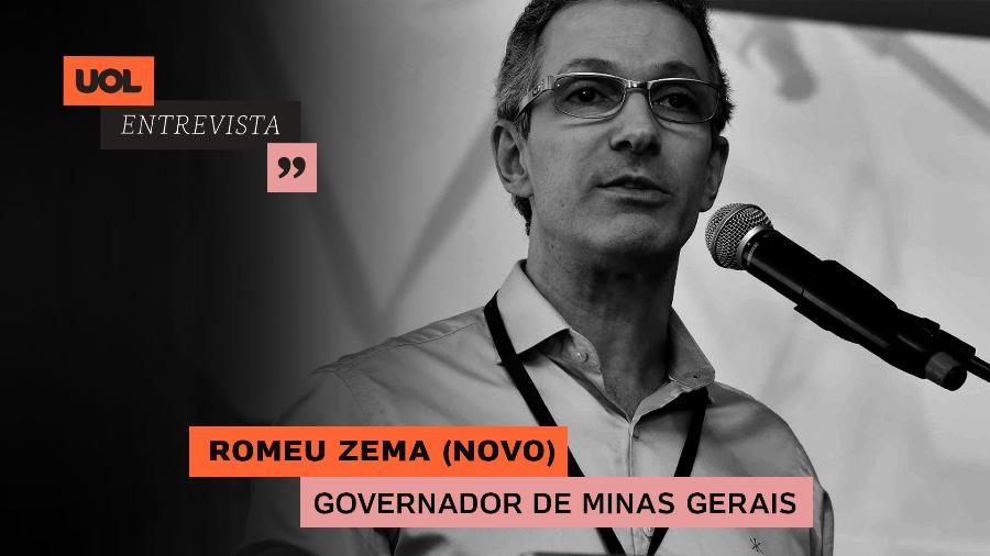 UOL Entrevista com Romeu Zema - Arte/UOL