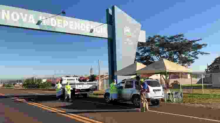 cidades pequenas sp - Divulgação/Prefeitura de Nova Independência - Divulgação/Prefeitura de Nova Independência