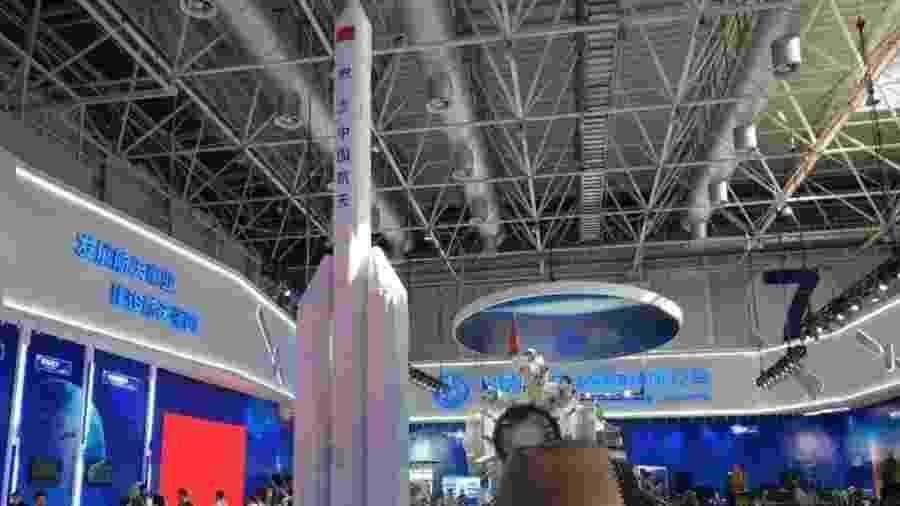 China investe bilhões para alcançar programas espaciais dos Estados Unidos e Europa - China Aerospace Science and Technology Corporation/Divulgação