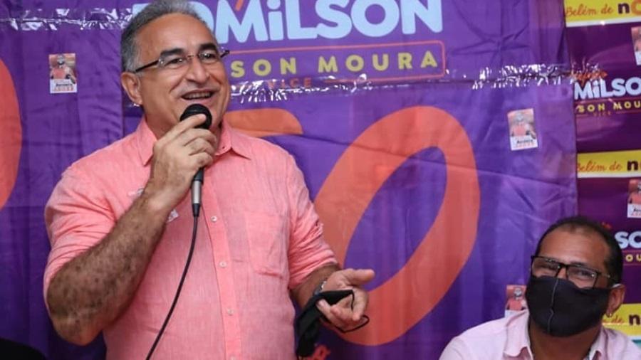 Candidato do PSOL soma 58% dos votos válidos, segundo pesquisa Ibope - Reprodução/Facebook