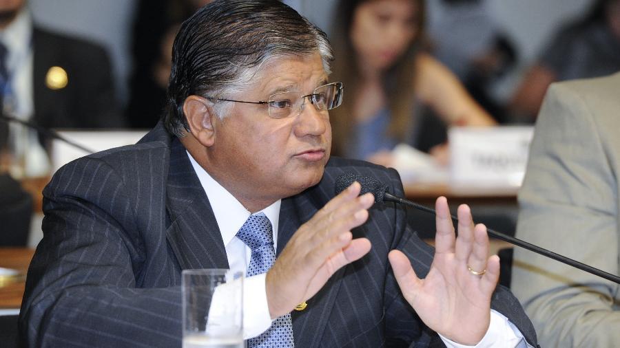Clésio Andrade depôs na semana passada em caso de suposta vacinação clandestina em BH - Márcia Kalume/Agência Senado