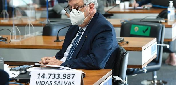 Cidade citada por senadores na CPI não tem melhor resultado contra covid-19