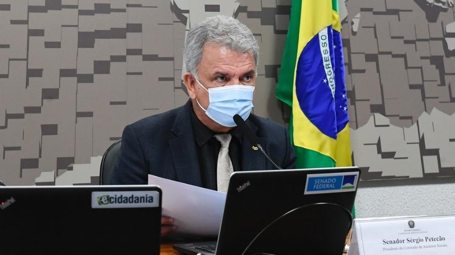 """""""Ideia é incentivar o maior número possível de pessoas a migrar para o magistério"""", explicou Sérgio Petecão - Roque de Sá/Agência Senado"""