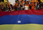 Insegurança reflete colapso da Venezuela às vésperas de eleição - Luis Robayo/AFP