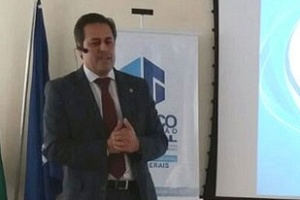 Kléber Cabral, presidente da Unafisco (Associação Nacional dos Auditores da Receita Federal)