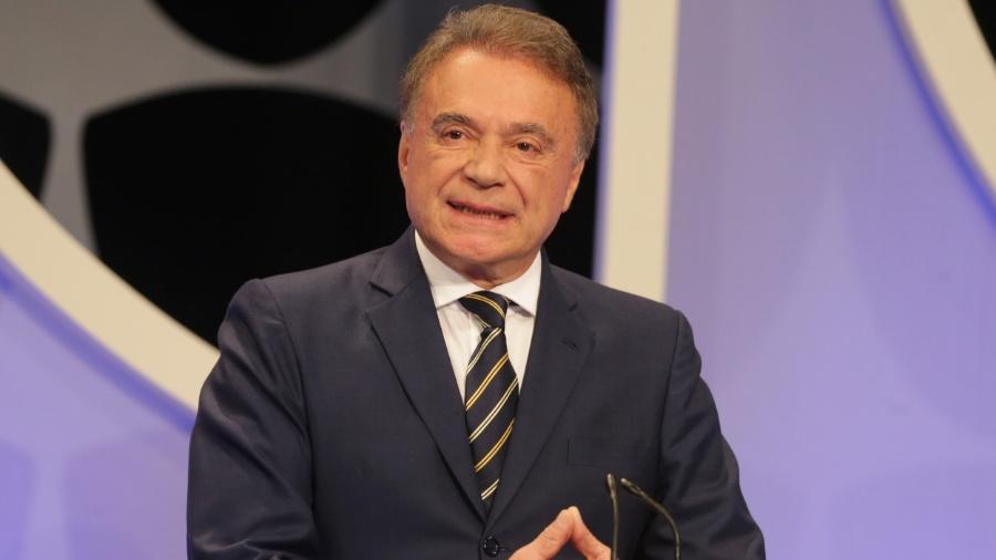 O senador paranense Alvaro Dias (Podemos) - Nilton Fukuda/Estadão Conteúdo