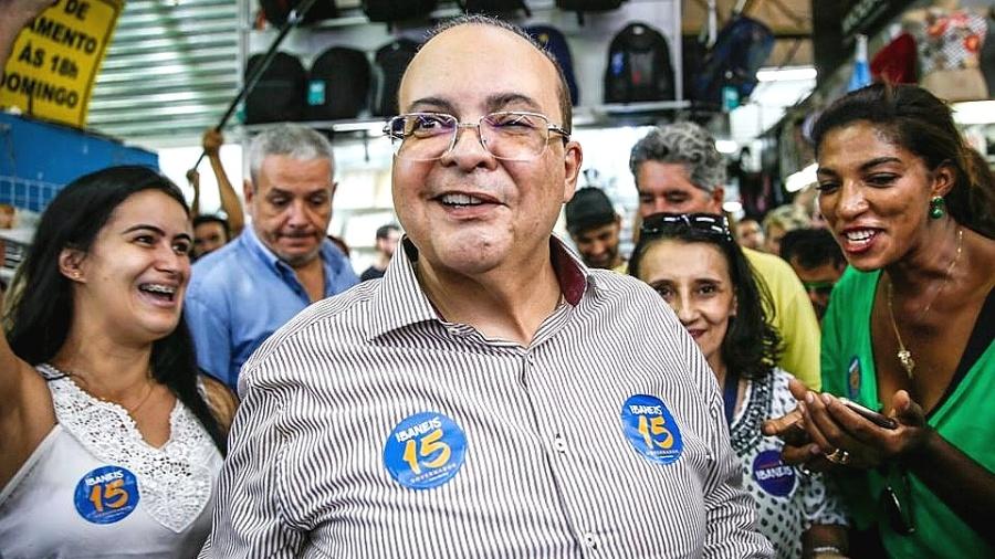 Ibaneis Rocha (MDB-DF) criticou o ministro Sergio Moro por transferência de presos do PCC - Divulgação