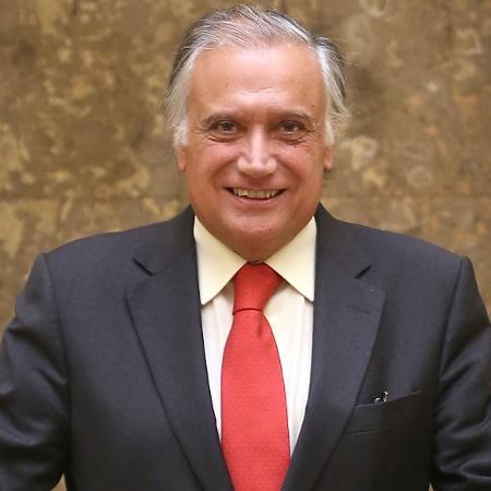 18.mar.2020 - O presidente do Santander Portugal, António Vieira Monteiro - Reprodução/Santander Portugal