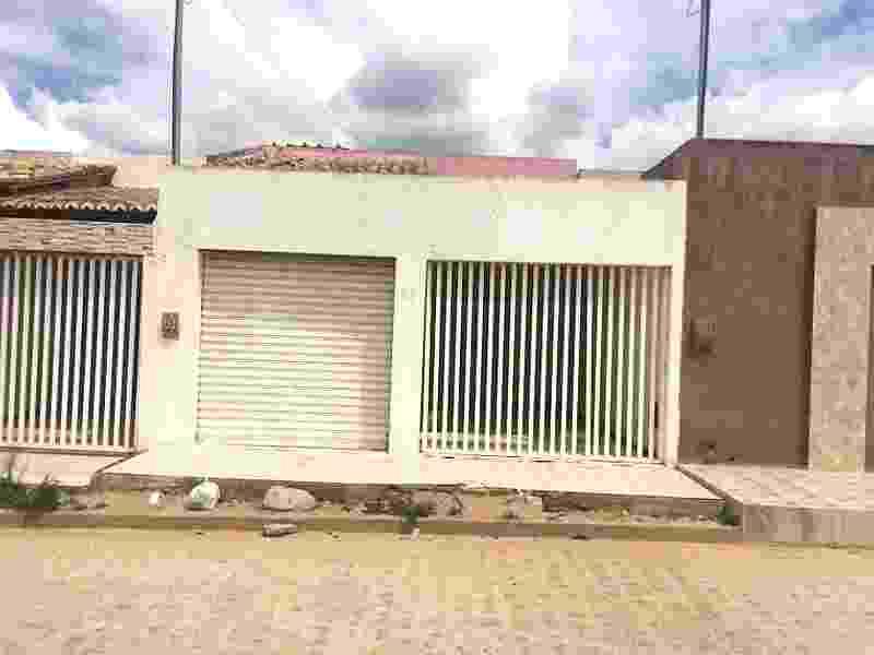 Casa em Nossa Senhora da Glória (SE) é o imóvel mais barato do leilão, com lance inicial de R$ 47,3 mil - Divulgação