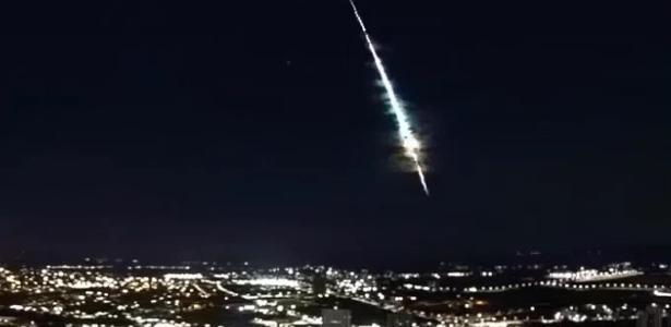Clarão no céu assusta cidades do Nordeste; veja vídeo e entenda o que rolou – Tilt