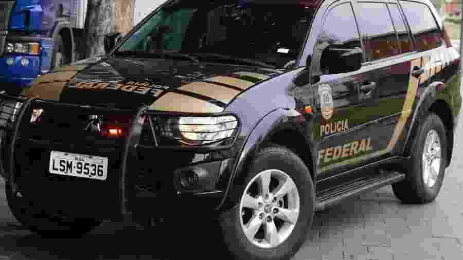 PF faz operação para investigar tráfico internacional em 6 estados e no exterior - Tomaz Silva/Agência Brasil