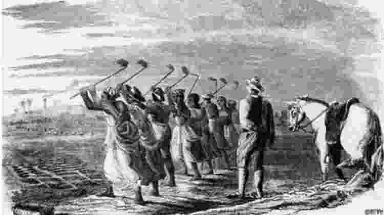 Estima-se que 4 mil escravizados fugiram dos EUA em direção ao México antes da Guerra Civil - Getty Images - Getty Images