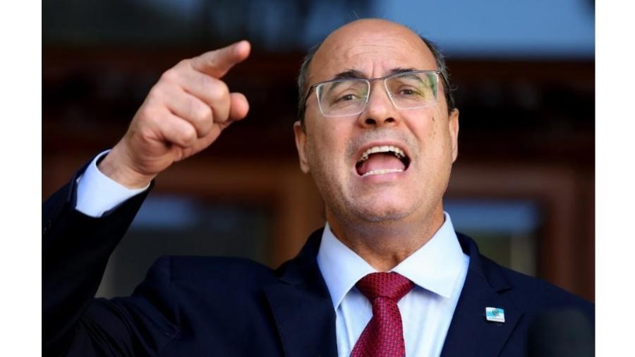 A Corte Especial do STJ deve avaliar amanhã se Witzel continua afastado do cargo - Wilton Júnior/Estadão Conteúdo