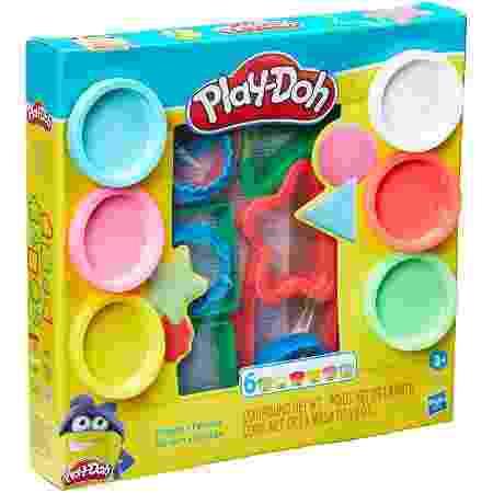 Conjunto Massinha Play-Doh Hasbro - Divulgação - Divulgação