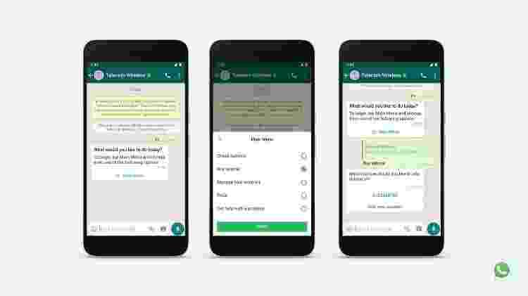 Nova API do WhatsApp Business - Facebook - Facebook