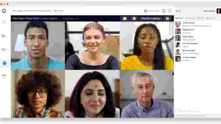Hopin é uma plataforma para conferências online interativas - Hopin - Hopin