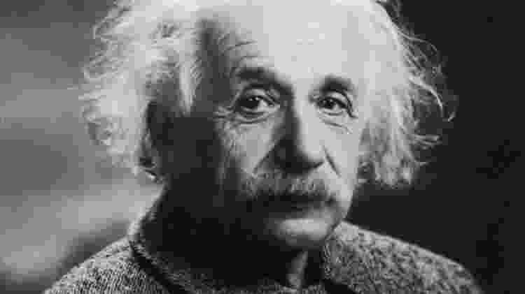 Einstein - GETTY IMAGES - GETTY IMAGES