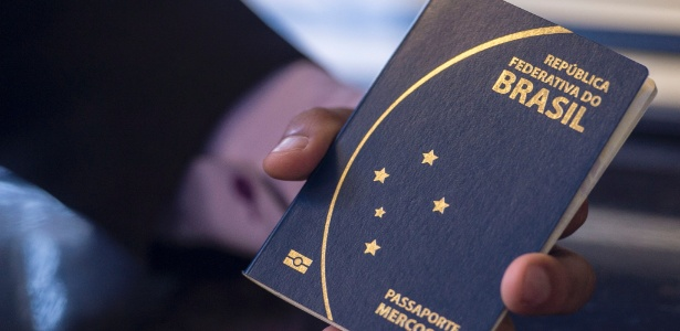 Novo passaporte comum eletrônico brasileiro é lançado