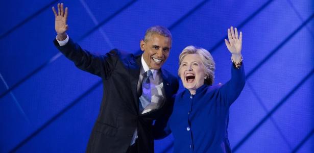 Obama quer incentivar os indecisos a optar pela candidata democrata