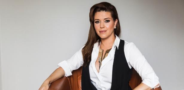 6.mai.2016 - Alicia Machado, que venceu o concurso Miss Universo em 1996 - Emily Berl/The New York Times