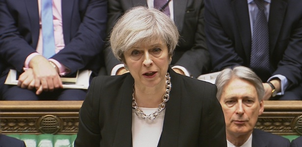 Parliament TV/Handout via REUTERS