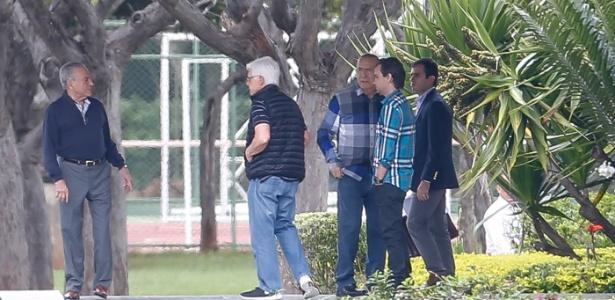 """Temer se encontrou com """"núcleo-duro"""" do governo no Palácio do Jaburu neste domingo"""