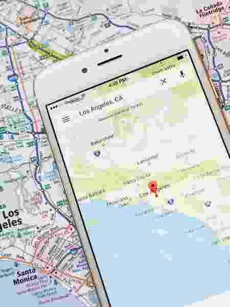 Mulher escapou ao usar questionário do Google Maps para pedir socorro - iStock