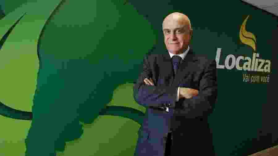 O empresário Salim Mattar, fundador da Localiza, foi indicado para ser secretário de privatizações no governo Jair Bolsonaro - Divulgação