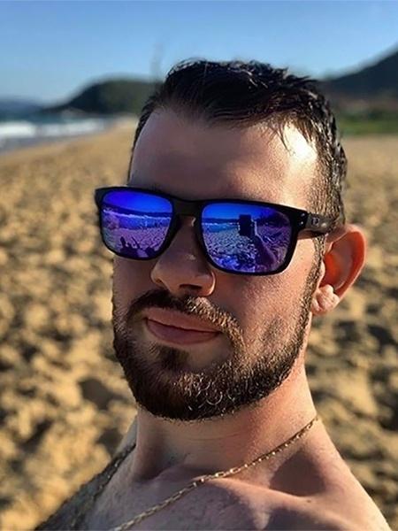 O piloto Guilherme Murback, morto em acidente com avião em Campo de Marte, em São Paulo - Reprodução/Instagram