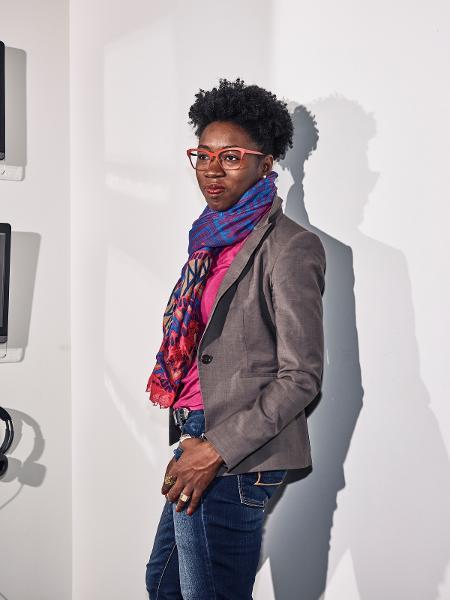 Joy Buolamwini, pesquisadora do MIT Media Lab - Tony Luong/The New York Times