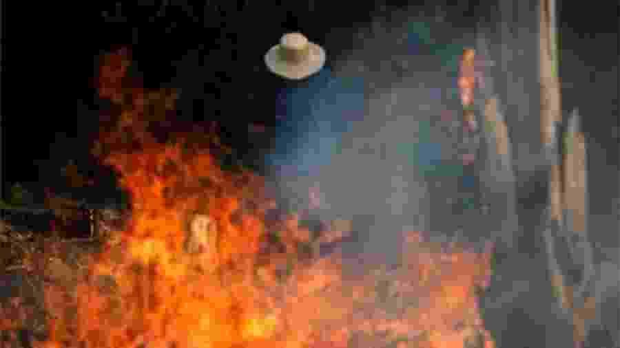 Amazônia é o bioma mais afetado por incêndios florestais neste ano, diz Inpe - Reuters