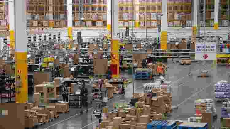 No Brasil, 36% da população compra ou já comprou pela internet e se torna mercado atraente para a Amazon e outros e-commerces - Julio Vilela/Divulgação/Amazon