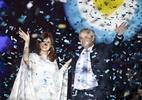 Presidente argentino cancela viagens para evitar que vice Kirchner assuma